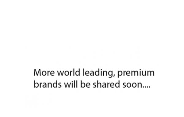 More premium brands..
